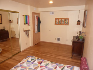 Middle Bedroom from SW Corner