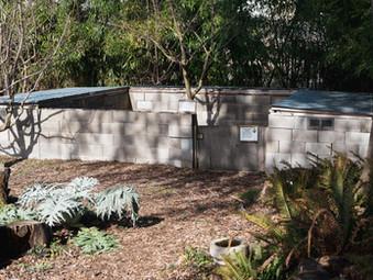 Humanure Compost Yard