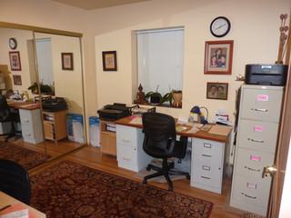 NE Bedroom from Door