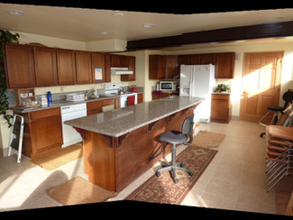 Community Room Kitchenette