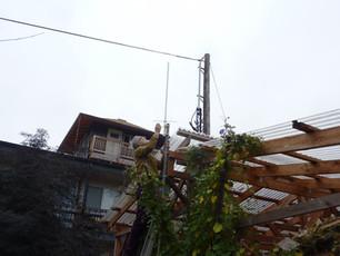 Mounting Ham Radio Antenna
