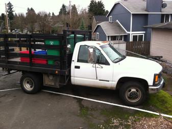 Neil's Truck