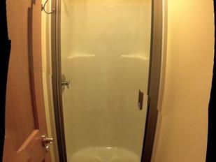 Shower, Glass Door