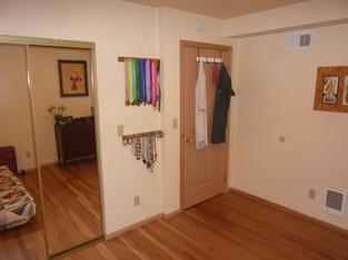 Middle Bedroom Door Closer View