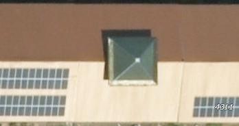 Roof Showing Full Solar Installations