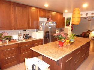 N Sde Kitchen from SW Corner