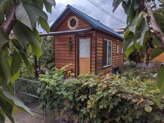 Leviathan Tiny House from NE