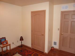 NW Bedroom East Walls