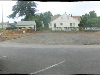 Depave completed