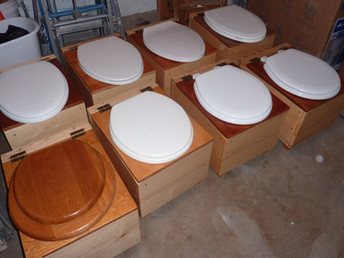 Resident's Compostable Loos