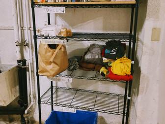 Donation Corner