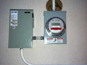 New Meter to Measure Solar Production for Unit 17