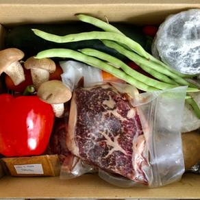 Steak In A Box