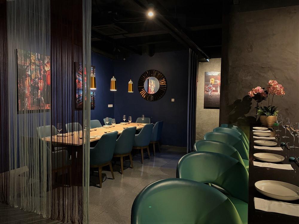 Restaurant Gesuto KL