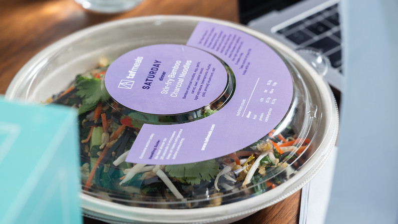 What If Your Daily Meals Were Sorted For You?