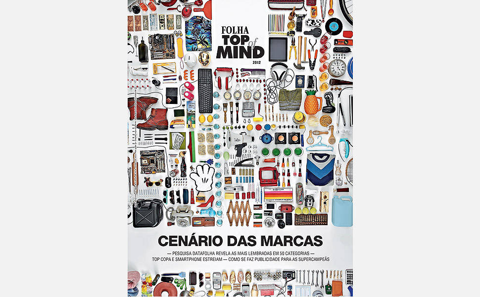 Top of Mind (Data Folha)