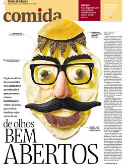 Caderno Comida - Folha de SP