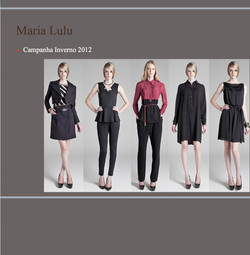 Maria Lulu  inverno 2012
