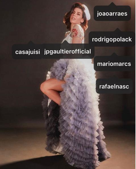 Camila Coutinho veste JPG do #acervocasa