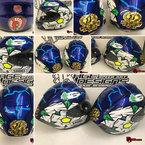 Dean Harrison 21 - Shoei Helmets - Rage Designs