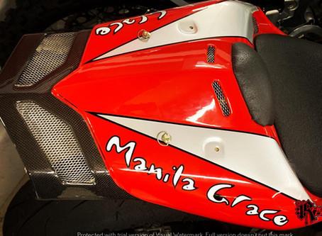 Ducati Painting