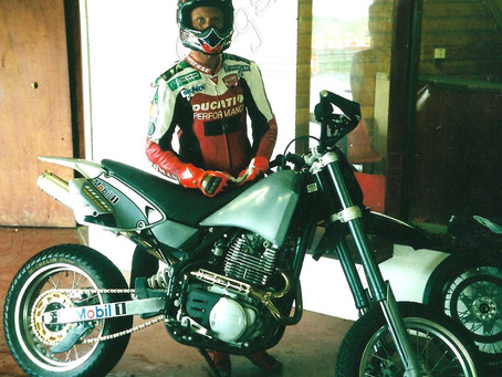 Into the Archives Part 8 - Carl Fogarty