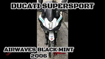 Ducati Supersport - Black Mint 2006 Colours - Rage Designs