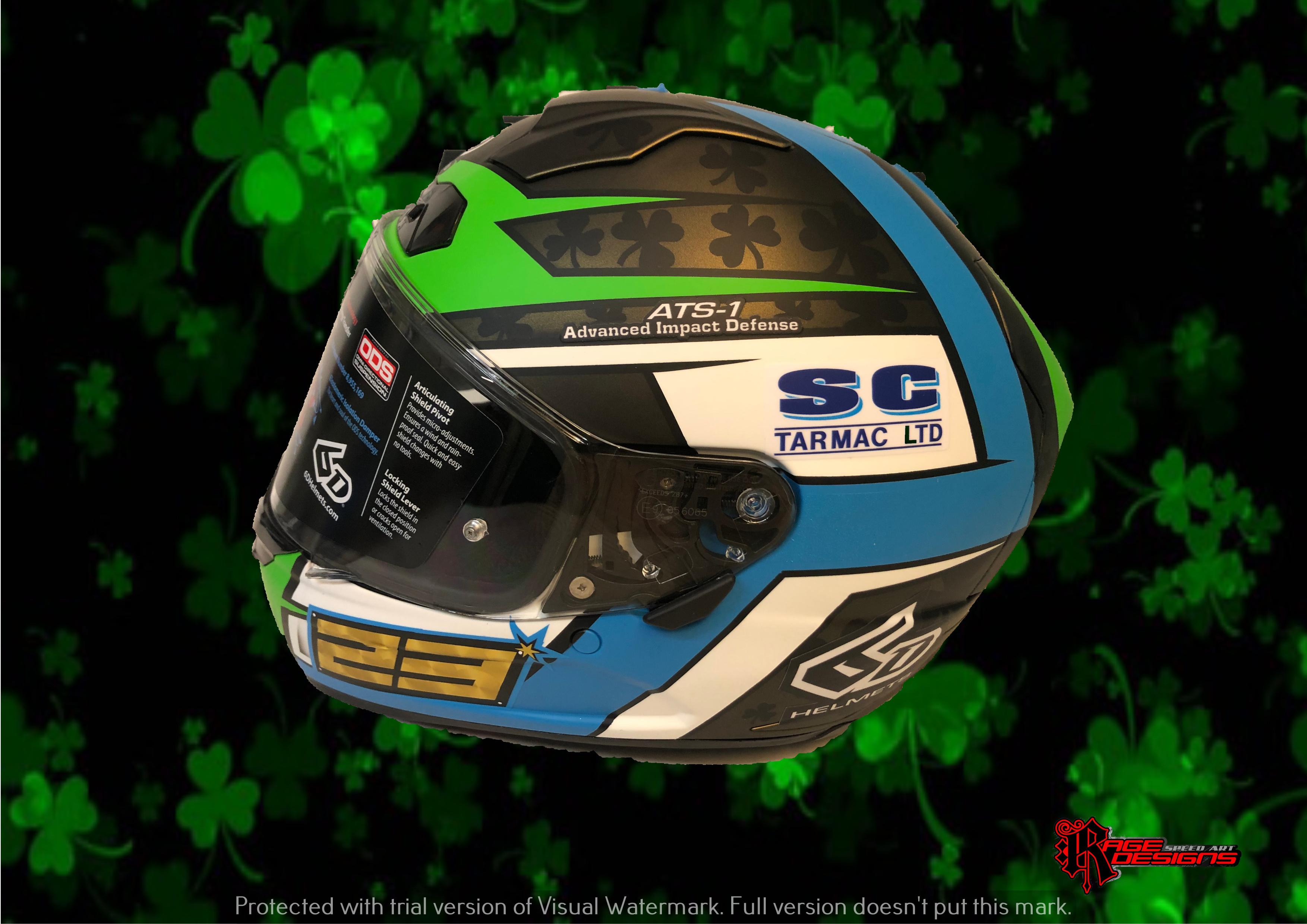 David Allingham Paint by RageDesigns