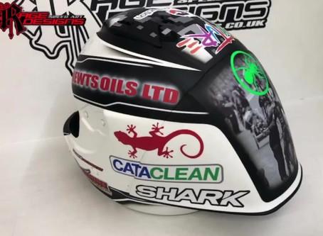 Joe Francis - Shark Helmets