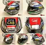 Glenn Irwin 21 - Shoei Helmets - Rage Designs
