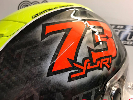 Yuri Barrigan - Bell Helmets