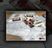 Yamaha R1 GYTR Graphics Kit - Rage Designs