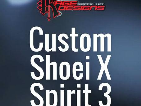 Custom Shoei