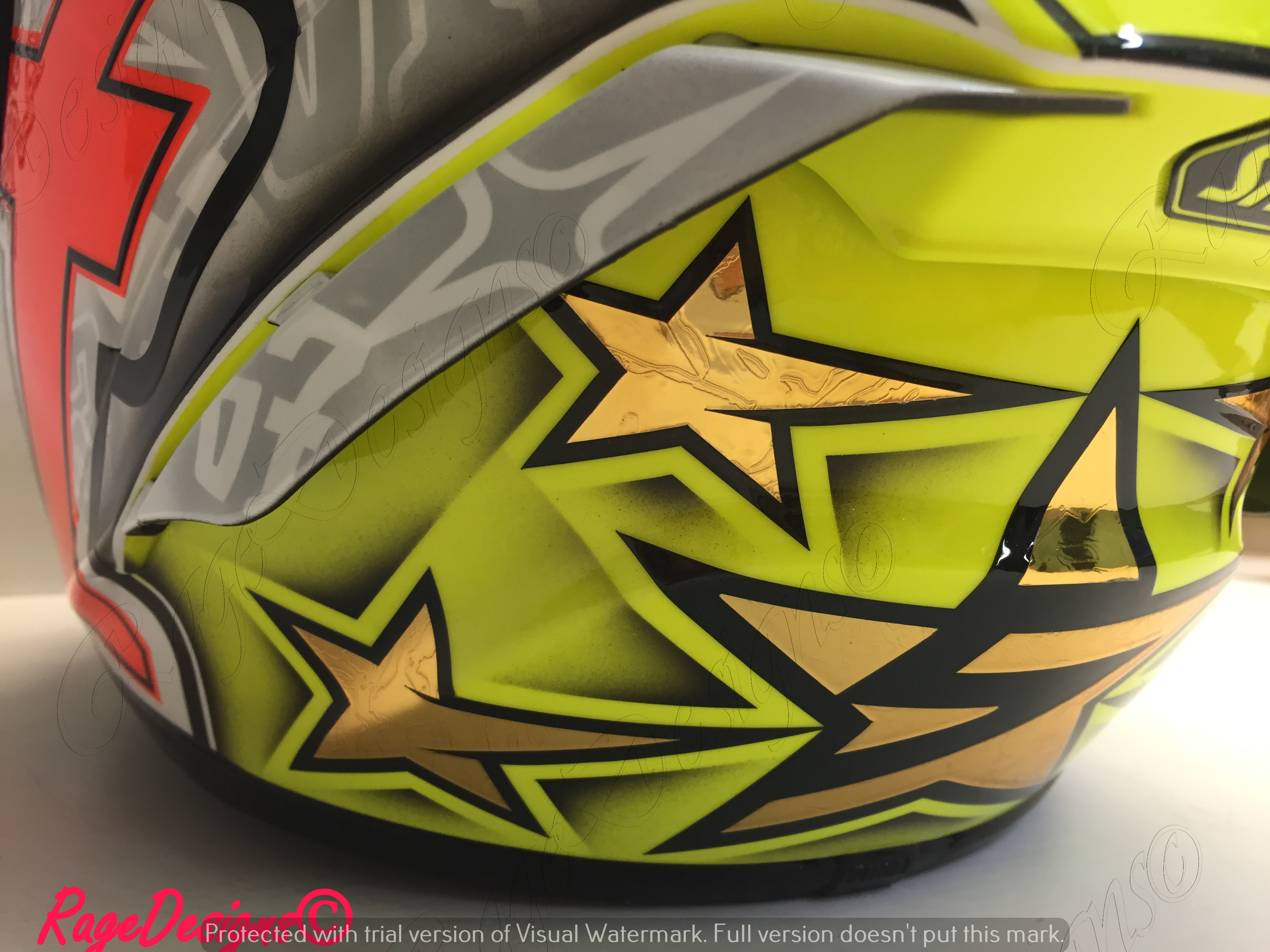 Shakey BSB by Rage Designs
