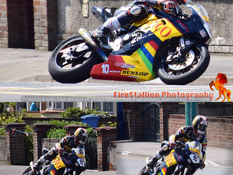Conor Cummins - NW200 2019