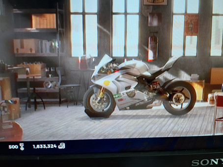 PS4 Ride 3 Ducati V4 - Rage Designs