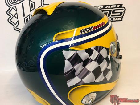 Arai Car Racing Design