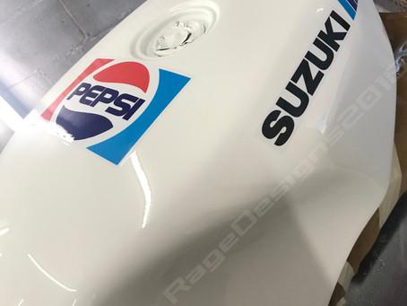 Suzuki Pepsi 500GP