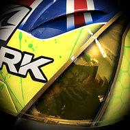 Ben Luxton Championship  Shark - Rage Designs