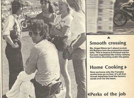 Steve Parrish 1977