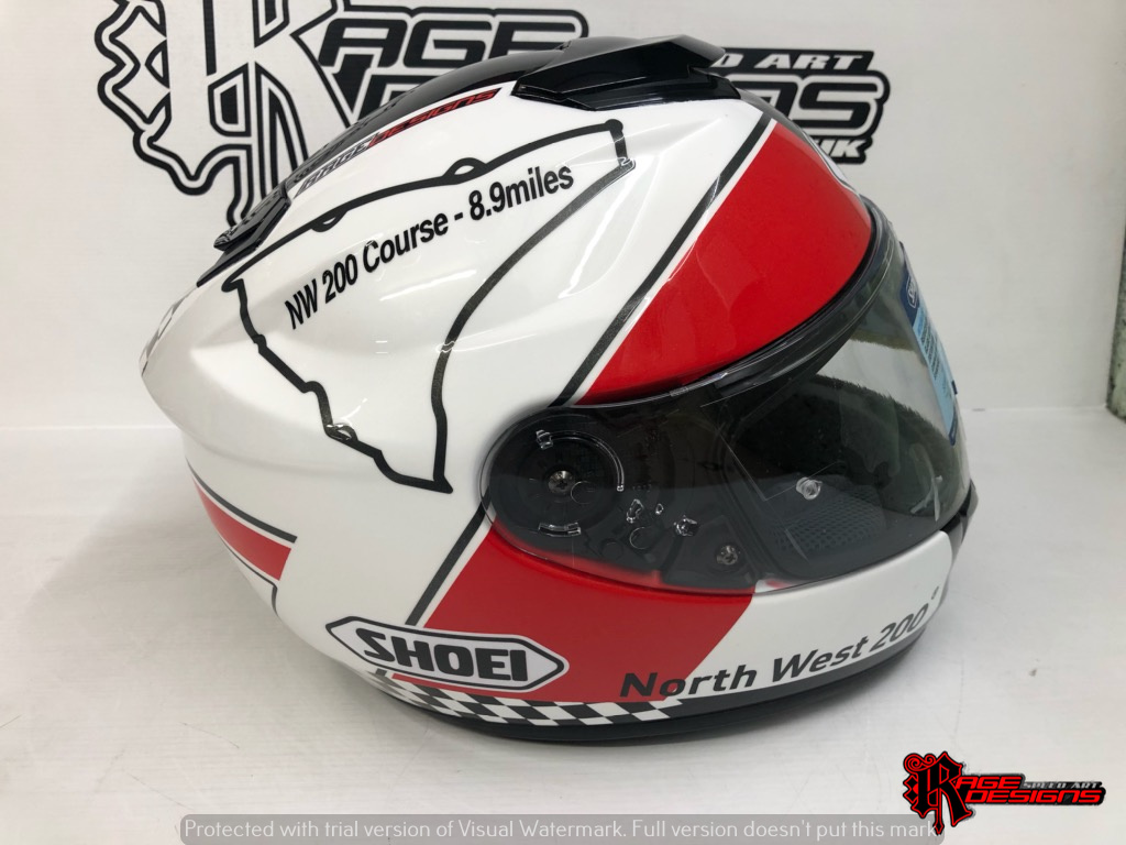 NW 200 Replica  - Rage Designs