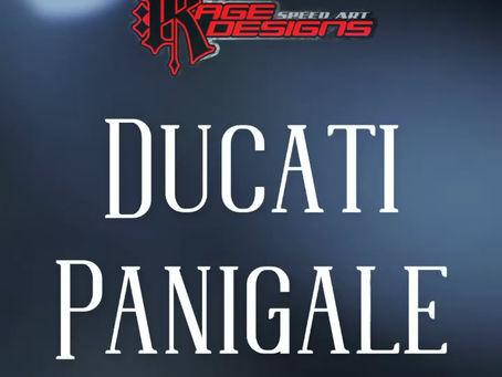 Ducati V4r & s