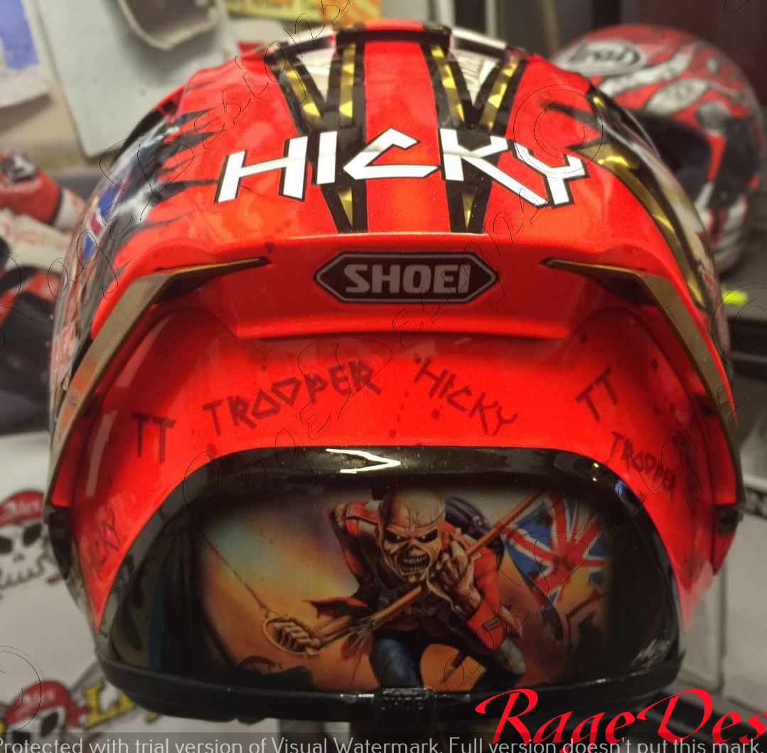 Hicky Trooper 16 TT by Rage Designs
