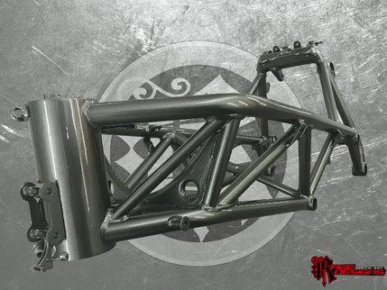 Ducati 748RS Frame Repaint - Rage Designs