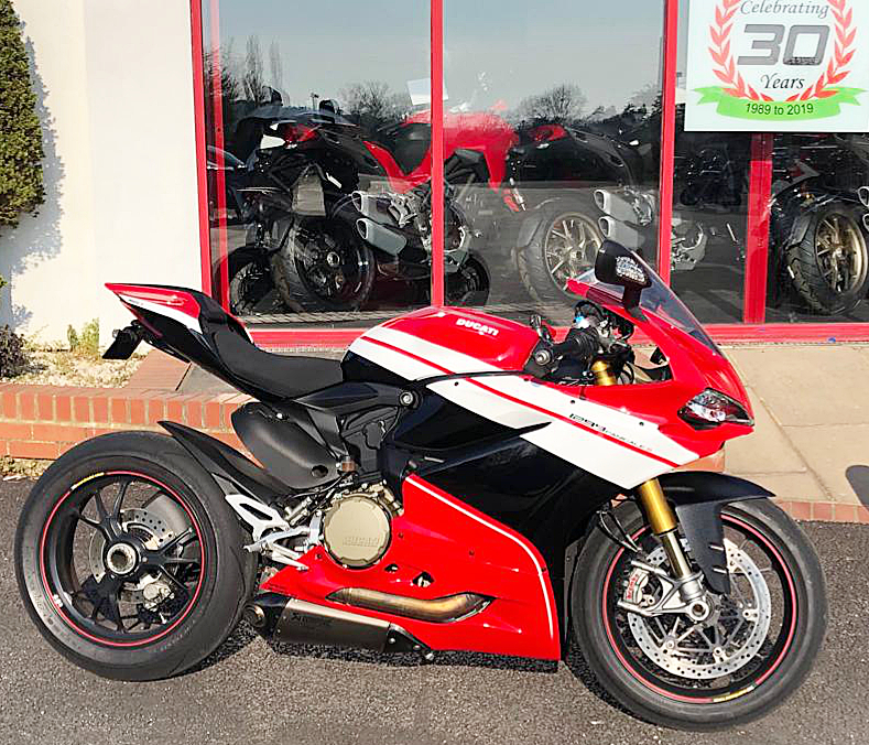 Ducati 1299 Panigale by Rage Designs