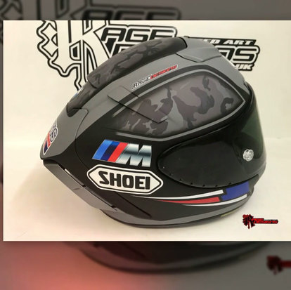Custom XS3 - Rage Designs
