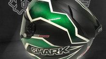 Shark Helmets - Rage Designs