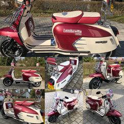 Royal Alloy SE Scooter - Rage Designs