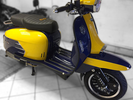 Royal Alloy Scooters