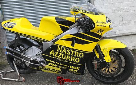 Honda NSR - Rossi Rep - Rage Designs